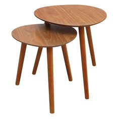 Creenagh 2 Piece Nesting Tables & Reviews | Joss & Main