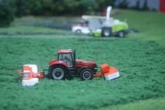 1/64 mower combination