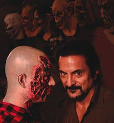 Foreword by special effects/make-up artist Tom Savini, as published in Hi folks. Savini here. I have to admit, when Aaron first contacted me about Tom Savini, Horror Movies, Horror Film, George Romero, Boy Best Friend, Fx Makeup, First Contact, Famous Men, Special Effects