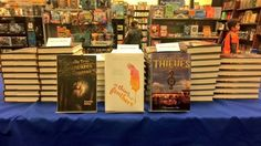 Surreal Moments | Barnes and Noble Ladue Store | www.patriciabaileyauthor.com