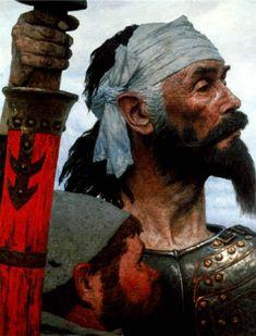 Don Kichot i Sancho Pansa - Gelij Korżew