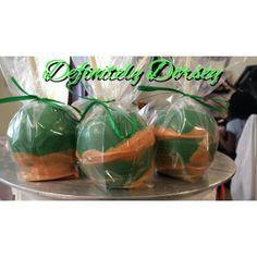 Green and Orange Apples Sonya Dorsey