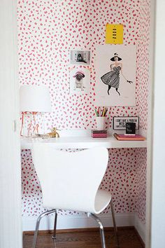 How to decorate tiny and awkward spaces in your home: