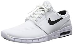 Nike Mens SB Stefan Janoski Max Fashion sneaker: Stay stylish and  comfortable on and off the board with the Nike SB Janoski Max.
