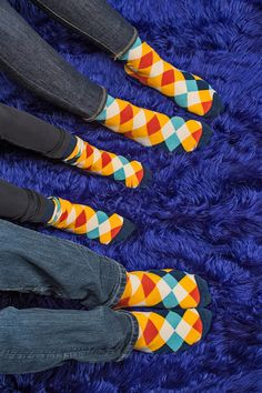 Shop this fun pattern in men's, women's, and kids' sizes. Matching Socks, Cool Patterns, Turquoise, Red, Blue, Color, Shopping, Collection, Fashion