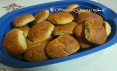 Τυροπιτάκια κουρού Greek Recipes, Pretzel Bites, Hamburger, Sausage, French Toast, Muffin, Bread, Breakfast, Bakery Business