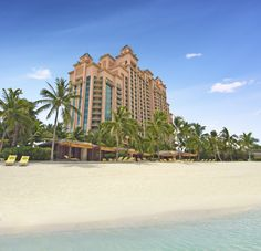 The Cove Atlantis, Paradise Island, #Bahamas. #paradise #beach #travel #vacation