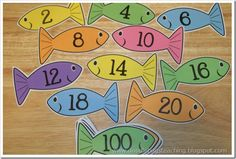 counting by 2's free printable cards. #homeschool #math
