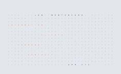 Jon Montenegro, on siteInspire: a showcase of the best web design inspiration. Online Portfolio Design, Online Web Design, Best Web Design, Coding Websites, Web Layout, Web Design Inspiration, Montenegro, Layouts, Pdf