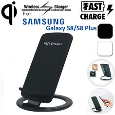 >> Click to Buy <<  Portable For a Mobile Phone Fast Wireless Charger Speed Intelligent Quick Charge For Samsung Galaxy S8/S8 Plus/Iphone6/6 Plus* #Affiliate