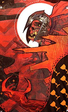 Dragon Age: Inquisition Behemoth tarot card