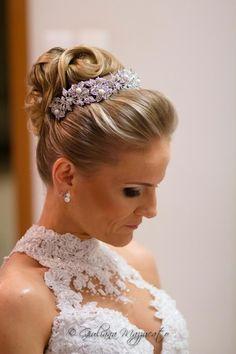 e0871f7fc36e As tiaras de noiva mais lindas. Corona NuzialeDiadema NuzialeFili  Decorativi Per Testa Da SposaAcconciature ...