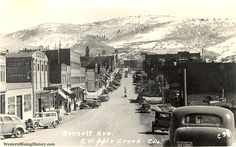Cripple Creek, Colorado | Cripple Creek was not only one of the worlds great gold camps, it was one of the latest of all the western gold discoveries.