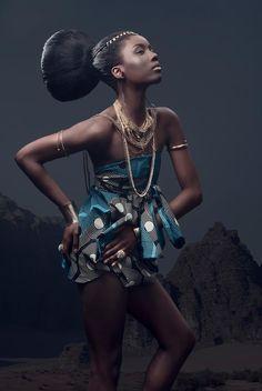 Coco Rococo|Mojo Spirit Models: Ufuoma and Denise