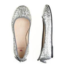 Flower girl shoes!