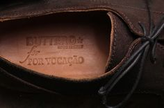 We recently featured Buttero when the folks at Por Vocacao took a trip out to the Italian brand's factory in Tuscany. Now, we've gotten word of the two collaborating for the first time on a special pair of derby shoes. They're handcrafted in Italy from finely selected, vegetable tanned horse leathers and are available in three colorways; taupe, dark brown and black, with the last two featuring a striking greased finish on the suede uppers. Sewn leather outsoles with protective anti-slip…