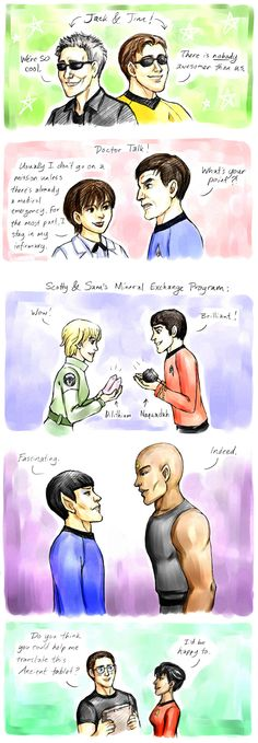 StarTrekGate by ~foxysquid on deviantART
