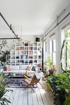 Wunderbar Wohnung Gestalten Ideen Wohnungseinrichtung Casa Ideal, Staircase  Bookshelf, Cube Bookcase, Bookcase Storage,