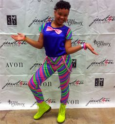 10-Year Old Tween Fashion Designer Launches Her New Web Site, Children's Body Products and Kid Rep's Program
