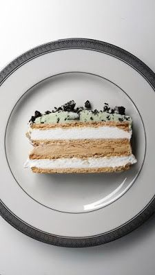 5-minute Ice Cream Cake