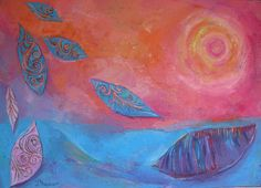 "Title: Memory 3 ,     oil on canvas, original art,  size 50/ 70 cm, 20""/ 28"",  no frame"