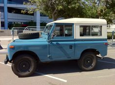 '71 Land Rover Series 2