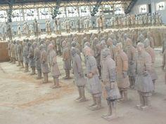 Die Terrakotta Armee in Xi'an Sumo, Asia, Wrestling, Terracotta, Tour Operator, Destinations, Viajes, Lucha Libre, Terra Cotta