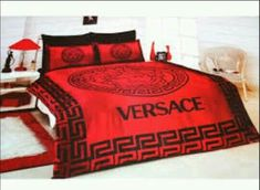 Versace Bed Set #VersaceBedding