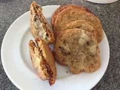 Esquece aqueles cookies secos, esfarelentos! Comemore o Dia do Solteiro com a mais clássica larica americana