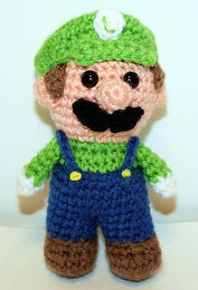 http://www.ravelry.com/patterns/library/mini-green-gamer-friend