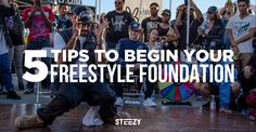 5 Dance Tips To Begin Your Freestyle Foundation