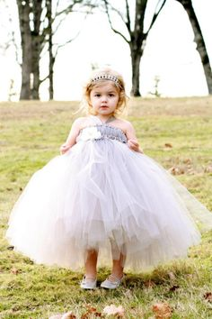 flower girl inspiration (as tinkerbell)