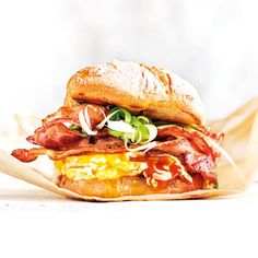 Taste Mag | Abi's eggslut-inspired sandwich @ http://taste.co.za/recipes/abis-eggslut-inspired-sandwich/