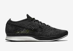 Nike Flyknit Racer Blackout 526628-005 | SneakerNews.com