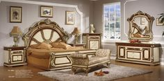 european furniture inspiration sets sofas architecture interior design fancy decoration scheme of european style bedroom set furniture inspired by ashley Bedroom Furniture Sets, Bedroom Sets, Home Furniture, Bedroom Decor, Contemporary Bedroom, Modern Bedroom, European Bedroom, Bedroom Classic, Minimalist Bedroom