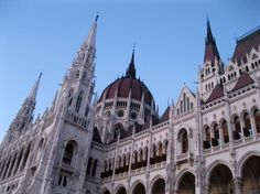 Once an elegant bourgeois city, today Budapest, the pearl of the Danube, is a decadent metropolis full of culture and art. Budapest Travel Guide, Budapest Hungary, Barcelona Cathedral, Europe, City, Cities