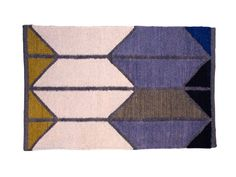 I have had this rug filed away, hoping to use it somewhere and think it might work for your space.