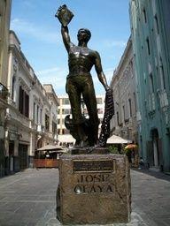 Pasaje Olaya - Lima, Peru