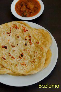 Bazlama - Turkish Bread