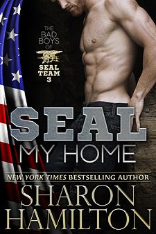 Bad boy Rory Kennedy was raised in foster care, bouncing in and out of trouble along the way. He finds his true family and real brothers as a Navy SEAL, one of the Navy's elite warriors. When his BUD/S instructor barked the SEAL's Motto: Only Easy Day Was Yesterday, he knew he had found home. http://www.barnesandnoble.com/w/seal-my-home-sharon-hamilton/1121595995?ean=2940151463126