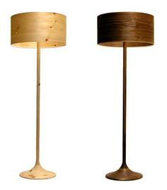 'naughty' and 'woody' lamp by Gerscovich Brothers