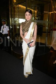 Kareena Kapoor Khan at a lunch hosted in honour of First Lady of France | PINKVILLA