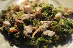 Kylling-Broccoli Salat