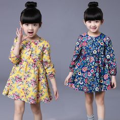 >> Click to Buy << Girls Dress Hand Made Vintage Dress Baby Girl Clothes Casual Brand Summer Cute Beach Floral Dresses for Girls 10 Years #Affiliate