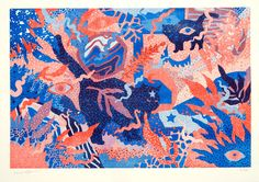 Witchcraft, an Aquascape, Tuscan Hills & a Magical Pin on Behance