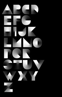 Today we've compiled a huge roundup of 80 fresh examples of experimental typography. Each work of art shows how far the medium can be pushed, as the artist's experiment with lettering, lighting, textures and more! Graphic Design Posters, Graphic Design Typography, Lettering Design, Graphic Design Inspiration, Logo Design, Alphabet Design, Typography Served, Typography Poster, Number Typography