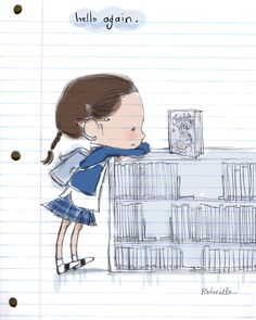 This is so me. Maybe not anymore..... but when I was little, YES. I guess I'm not this cute anymore O:)