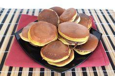 I dorayaki sono dei dolcetti giapponesi preparati con un impasto simile a quello…