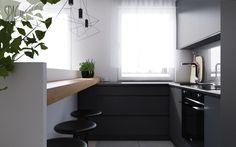 Proiect de amenajare modern pentru un apartament de 52 m² din Polonia 7