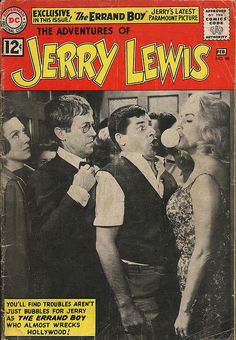 A cover gallery for the comic book Adventures of Dean Martin and Jerry Lewis Jerry Lewis, Classic Comics, Classic Films, Classic Cartoons, Vintage Comic Books, Vintage Comics, Mejores Series Tv, Baby Boomer, Old Comics